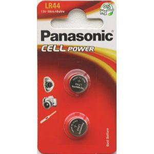 Panasonic Pile LR44 (Blister de 2)