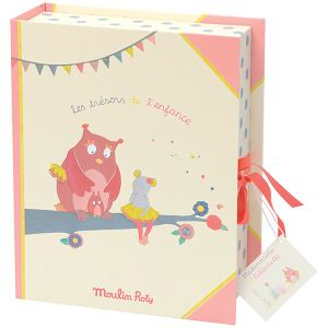 Moulin roty Coffret naissance Mademoiselle et Ribambelle