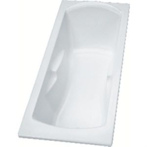 Ideal Standard Ulysse - Baignoire standard sans tablier (150 x 70 cm)