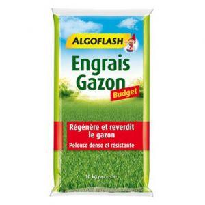 Algoflash Engrais gazon 10 kg 125 m²