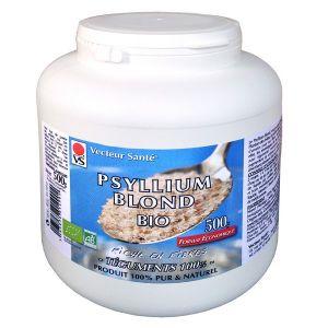 Vecteur santé Psyllium blond bio 500g