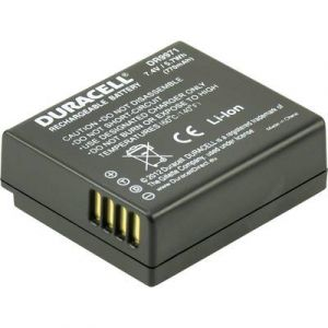 Duracell Batterie DR9971 type Panasonic DMW-BLE9