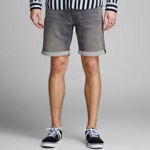 Jack & Jones Pantalons Jack---jones Rick Icon Ge 848 Ik Sts - Grey Denim - L