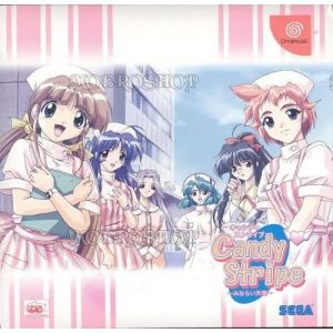 Sega Candy Stripe: Minarai Tenshi Medical Box [Limited Edition] [Import Japonais]