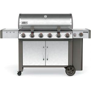 Weber Genesis II LX S-640 GBS - Barbecue gaz 6 brûleurs