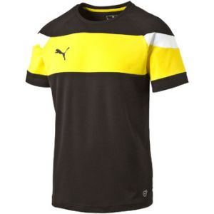Puma 654655 37 Maillots Homme Noir/Cyber Yellow FR : XL (Taille Fabricant : XL)