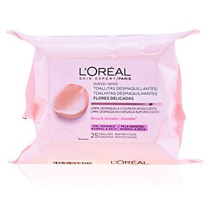 L'Oréal Fine Flowers Cleansing Wipes
