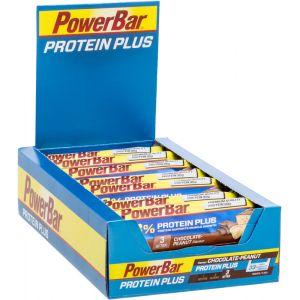 Powerbar Muscle Up - Barre énergisante (boîte de 15 x 90g)