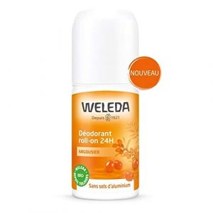 Weleda Déodorant Roll-on 24H Argousier Bio 50ml