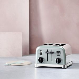 Cuisinart CPT160GE Toaster 4 tranches Pistache