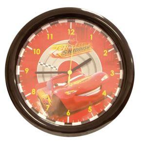 Fun House 004605 - Horloge ronde Cars (30 cm)