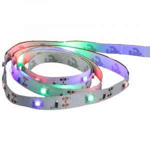 Atmosphera Ruban LED à Piles 2m Multicolore