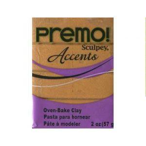 Sculpey Pâte Premo Accents 57gr - cuivré - 5067