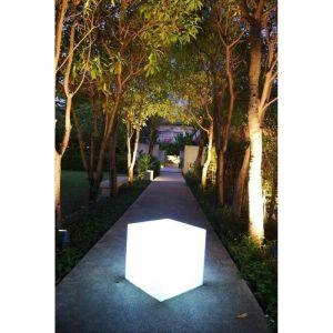 Lumisky Cube lumineux décoratif et étanche 40cm
