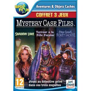 Mystery Case Files 9 + Mystery Case Files 10 + Mystery Case Files 11 [PC]