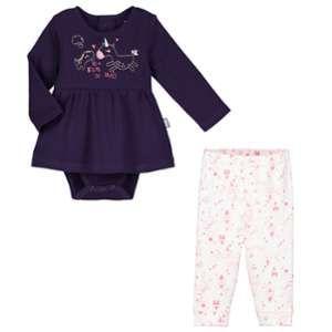 a3387c28a5286 Petit Béguin Ensemble bébé fille body tunique + legging Lili - Taille 24  mois ...