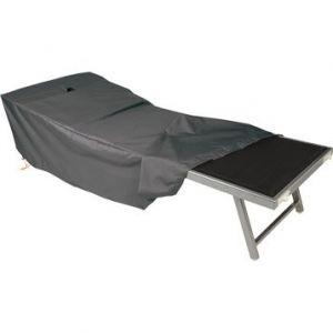 Naterial Housse de protection pour bain de soleil L.200 x l.75 x H.45 cm