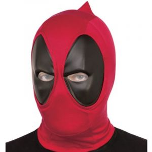 Rubie's Masque Deluxe - Deadpool - Adulte