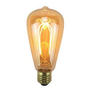 Sampa Helios LED EDISON FILAMENT E27 4W 2200K (Vendu par 1)