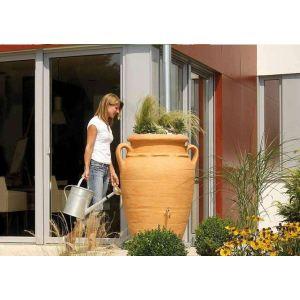Garantia Collecteur Amphore Antik avec bac à plantes sable