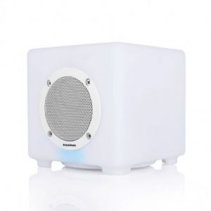 Audiosonic SK1537 - Enceinte Bluetooth LED
