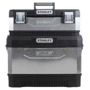 Stanley 1-95-832 - Coffre à outils mobile mallette roulante