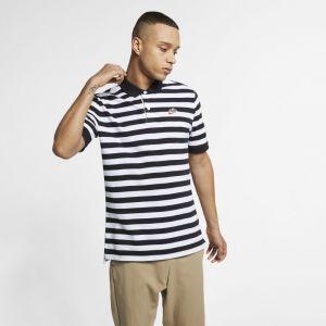 Nike Polo piqué Sportswear pour Homme - Noir - Taille M - Male