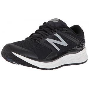 New Balance 1080v8, Running Femme, Noir Black/White, 38 EU
