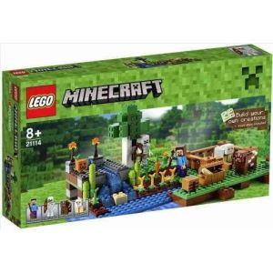 Lego 21114 - Minecraft : La Ferme