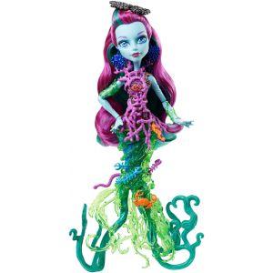 Mattel Monster High Posea Reef La Grande Barrière Des Frayeurs