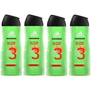 Adidas Active Start - Gel douche 3en1
