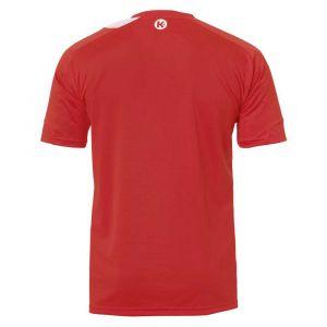 Kettler Maillot Handball Peak Homme Rouge/Blanc XXL