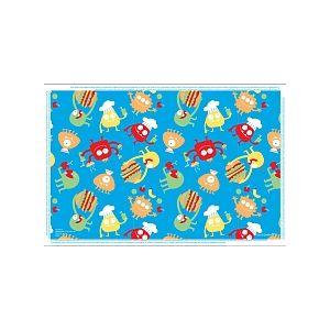 Babies R Us Lot de 24 sets de table Petits monstres