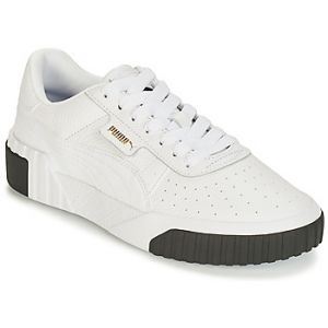 Puma Cali Wn's, Baskets Basses Femme, Blanc
