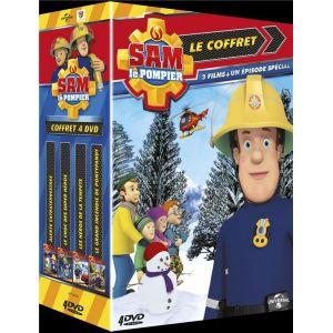 Sam le pompier - Le Coffret : 3 films + un épisode spécial [DVD]