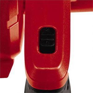 Einhell Souffleur d'atelier sans fil sur batterie TE-CB 18/78 Li - Solo Power X-Change (Vitesse de souffle : 78120 m/h - 15500 trs/min) - VERSION SOLO, LIVRE SANS BATTERIE NI CHARGEUR