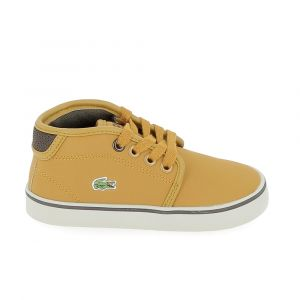 Lacoste Chaussure bebe ampthill bb beige 19