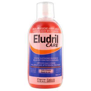 Pierre Fabre Eludril Care - Bain de bouche quotidien (500 ml)