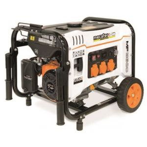 Mecafer Groupe Electrogène 3100W maxi 4 temps 7HP max 210cc - MF3600 HD