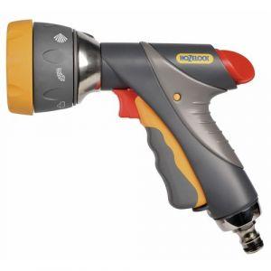 Hozelock Pistolet d'arrosage pour tuyau Multi Spray Pro Gris