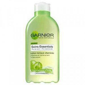Garnier Lotion tonique vitaminée - Soin essentiel à l'eau de raisin - 200ml