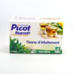 Picot Tisane d'allaitement verveine (20 sachets)