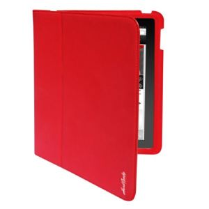 Hard Candy Cases CS-IPAD2-RED - Etui pour iPad 2 et 3