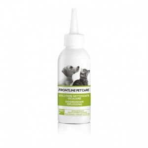 Frontline Pet Care - Solution nettoyante oculaire