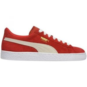 Puma Chaussures Suede JR High Risk rouge - Taille 36