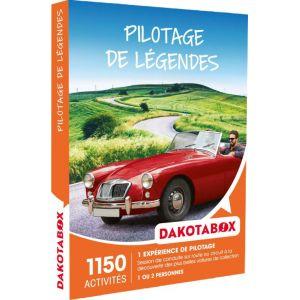 Dakota Box Pilotage de légendes - Coffret cadeau