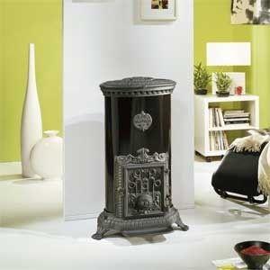poele petit godin bleu comparer 17 offres. Black Bedroom Furniture Sets. Home Design Ideas