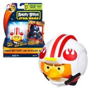 Hasbro Angry Birds Star Wars : Power Battlers : Luke Skywalker Bird