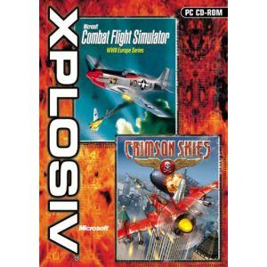 Combat Flight Simulator + Crimson Skies [PC]