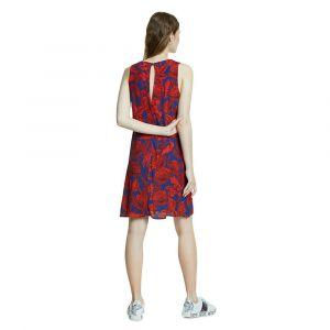 Desigual Robe courte WELS rouge - Taille FR 36,FR 38,FR 40,FR 42